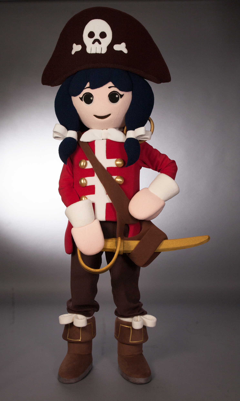Maskottchen Ruby Playmobil